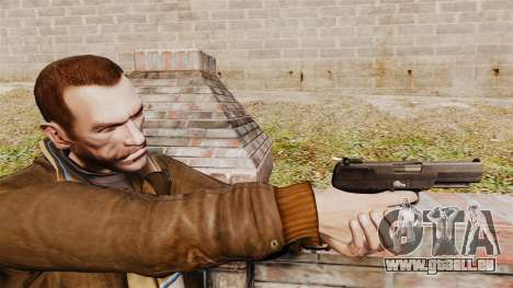 Pistolet Self-loading FN Five-seveN v2 pour GTA 4