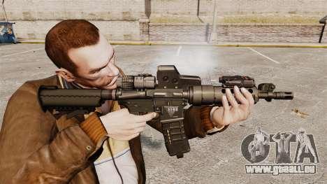 Tactique M4 v3 pour GTA 4