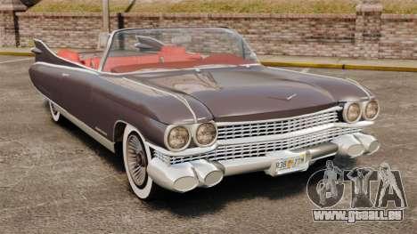 Cadillac Eldorado 1959 v1 pour GTA 4