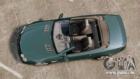 Mercedes-Benz SL65 2007 AMG v1.2 für GTA 4 rechte Ansicht