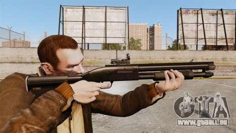 Fusil de chasse tactique v2 pour GTA 4