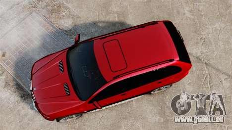 BMW X5 4.8iS v3 pour GTA 4 est un droit