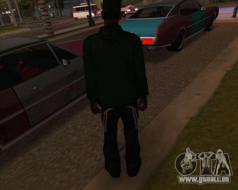 Markt Sport Kleidung für GTA San Andreas her Screenshot
