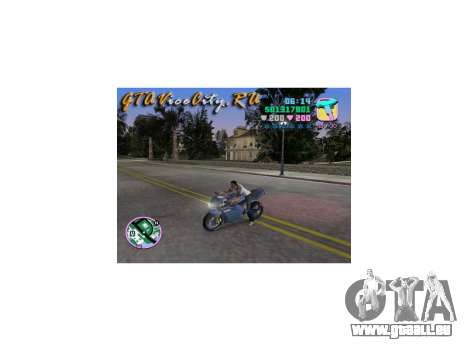 Ducatti 996 pour GTA Vice City