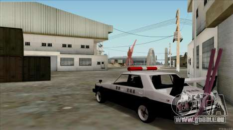 Nissan Skyline Bosozoku für GTA San Andreas rechten Ansicht