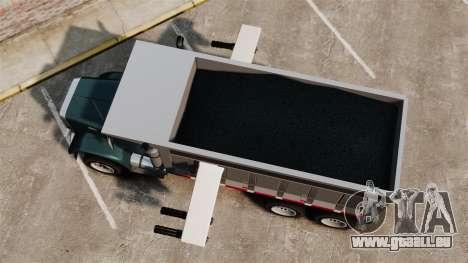 Neue LKW Biff für GTA 4 rechte Ansicht