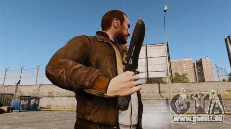 Couteau tactique v6 pour GTA 4