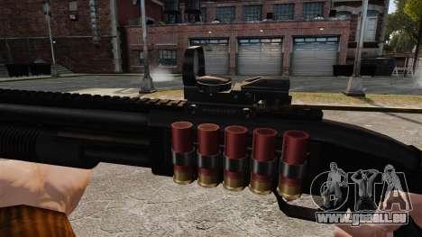 Fusil de chasse tactique v2 pour GTA 4 quatrième écran