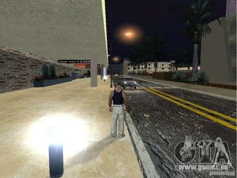 Le nouvel aéroport, Los Santos pour GTA San Andreas quatrième écran