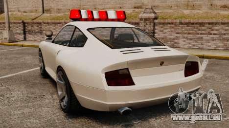 Polizei-Comet für GTA 4