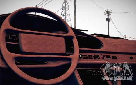Porsche 944 Turbo Coupe 1985 pour GTA San Andreas moteur