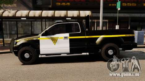 Ford F-150 v3.3 State Trooper [ELS & EPM] v3 für GTA 4 linke Ansicht