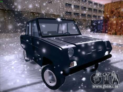 Serpuchowski Awtomobilny Sawod-3D für GTA San Andreas