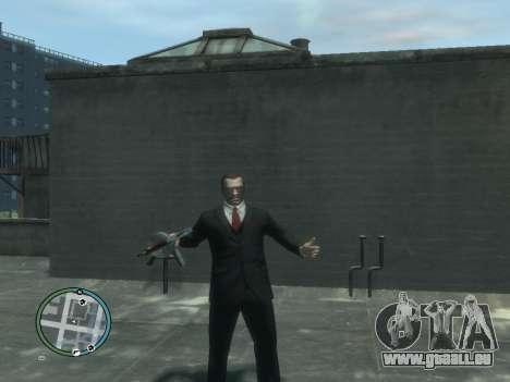 Thompson für GTA 4 weiter Screenshot
