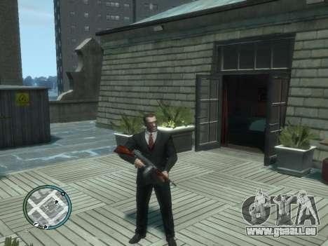 Thompson pour GTA 4