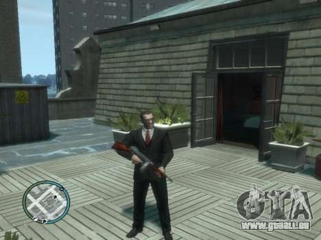 Thompson für GTA 4
