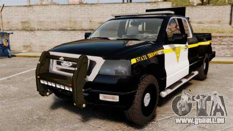 Ford F-150 v3.3 State Trooper [ELS & EPM] v2 für GTA 4
