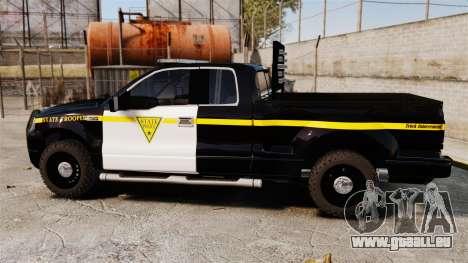 Ford F-150 v3.3 State Trooper [ELS & EPM] v2 für GTA 4 linke Ansicht