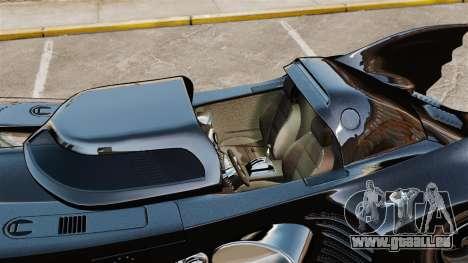Das Skript das Batmobil für GTA 4 fünften Screenshot