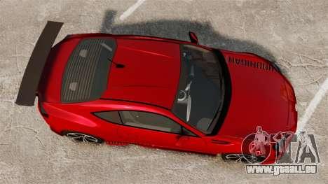 Subaru BRZ Rocket Bunny Aero Kit Hoonigan pour GTA 4 est un droit