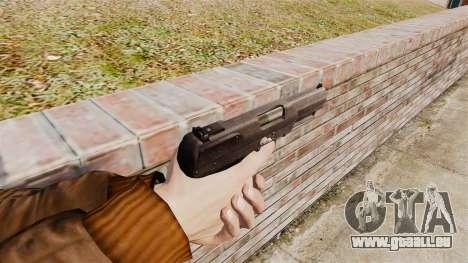 Pistolet Self-loading FN Five-seveN v2 pour GTA 4 secondes d'écran