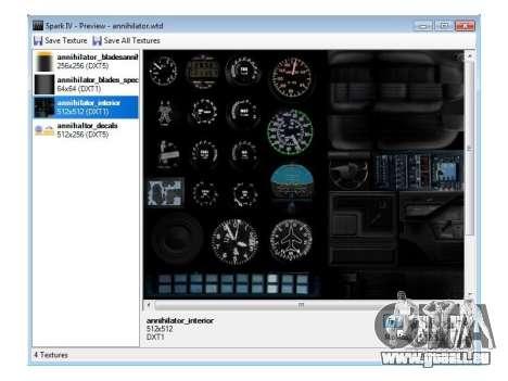 SparkIV 0.7.0 Beta 1 for GTAIV & EFLC für GTA 4 weiter Screenshot