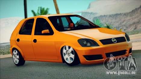 Chevrolet Celta für GTA San Andreas