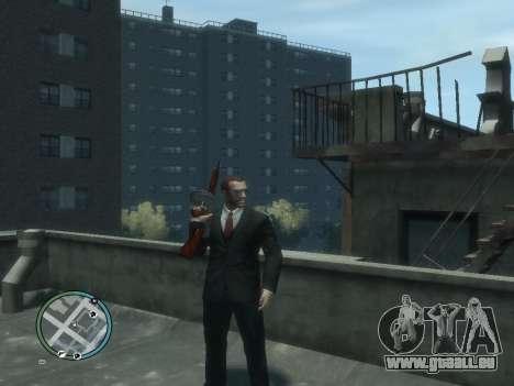 Thompson pour GTA 4 troisième écran