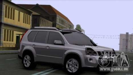 Nissan X-Trail 2007 für GTA San Andreas