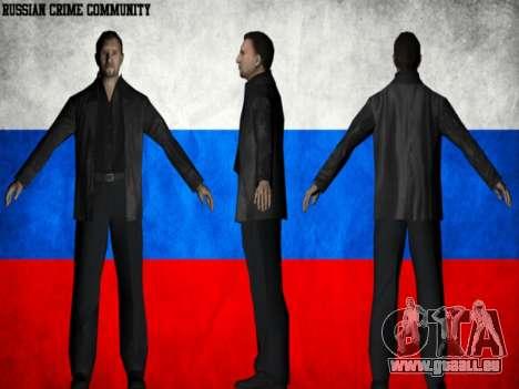 Russian Crime Community pour GTA San Andreas troisième écran