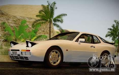 Porsche 944 Turbo Coupe 1985 für GTA San Andreas
