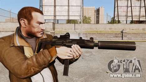 Tactique Uzi v1 pour GTA 4