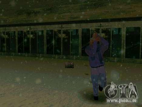 Erneuerung des Krankenhauses in San Fierro für GTA San Andreas her Screenshot