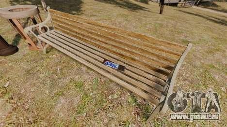 Schokoriegel Snickers für GTA 4 Sekunden Bildschirm