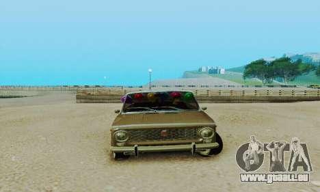 VAZ 2101 Cabrio für GTA San Andreas linke Ansicht