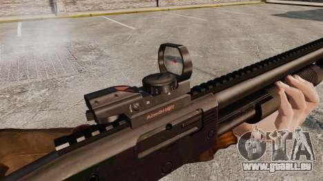 Fusil de chasse tactique v2 pour GTA 4 cinquième écran