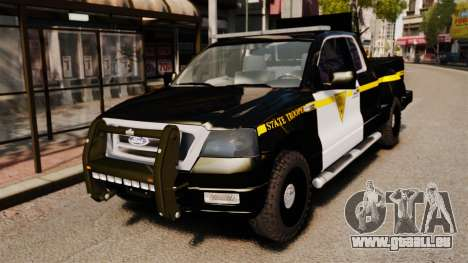 Ford F-150 v3.3 State Trooper [ELS & EPM] v3 für GTA 4