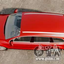 Audi Q7 für GTA 4 rechte Ansicht