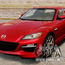 Mazda RX-8 R3 2011 für GTA 4