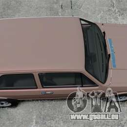Volkswagen Golf MK1 GTI pour GTA 4 est un droit