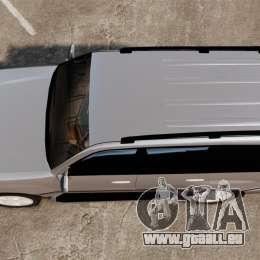 Toyota Land Cruiser 100 für GTA 4 rechte Ansicht