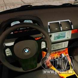 BMW X5 4.8iS v3 für GTA 4 obere Ansicht