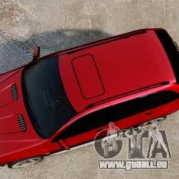 BMW X5 4.8iS v3 für GTA 4 rechte Ansicht