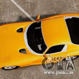 Dodge Viper 1996 pour GTA 4 est un droit