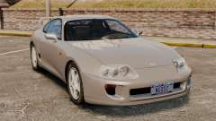 Toyota Supra MKIV 1995 v3.5 pour GTA 4