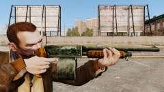 Fusil de chasse de pompe-action
