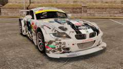 BMW Z4 M Coupe GT Black Rock Shooter
