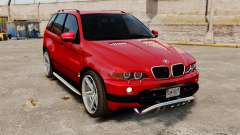 BMW X5 4.8iS v3