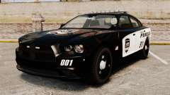 Dodge Charger Pursuit 2012 [ELS] für GTA 4