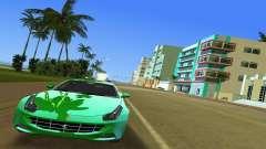 Ferrari FF 2011 pour GTA Vice City